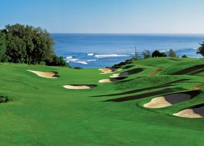 Golf Courses in Hawaii