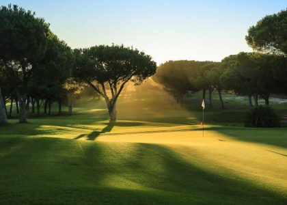 golf course Portugal