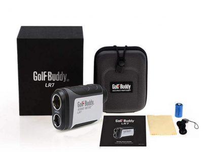 GolfBuddy LR7 Laser Rangefinder