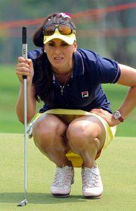 benefits of golfing for women