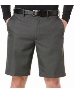 PGA TOUR Expandable Flat Front Shorts