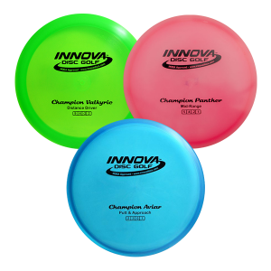 Innova Disc Golf Starter Set
