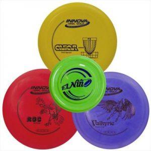Driven Disc Golf Bundle