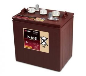 trojan best golf cart batteries