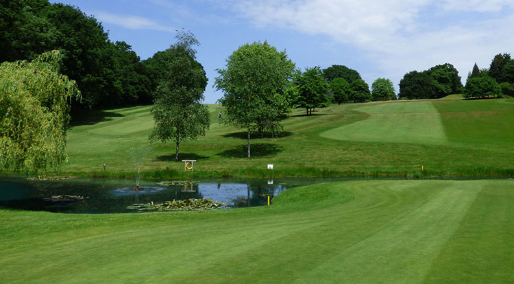 Bush Hill Park Wins Golf Club of the Year Award