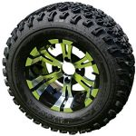 best golf cart wheels and tires