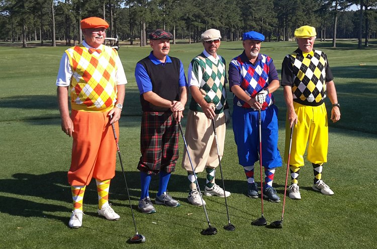 best golf knickers