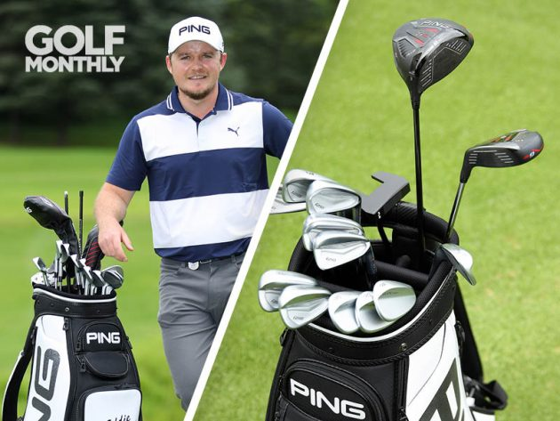 Pepperell signs equipment deal with Ping