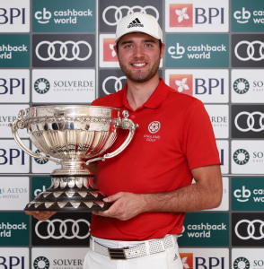 Goddard wins Portguese Amateur