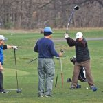 Golf clubs remain open for business despite global epidemic