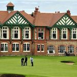 golf courses in england