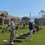 PEBBLE beach golf school