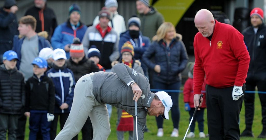 England Golf Courses to Re-open on May 13