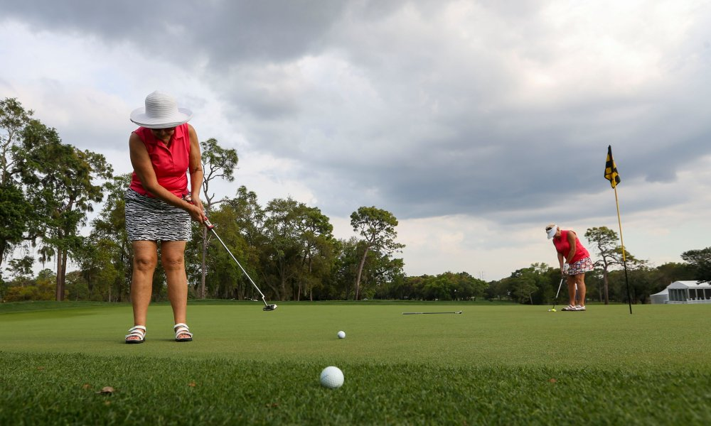 From June, 1 Golfer can play in groups of 3 or 4