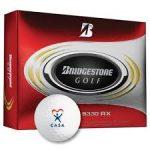 Bridgestone golf ball B