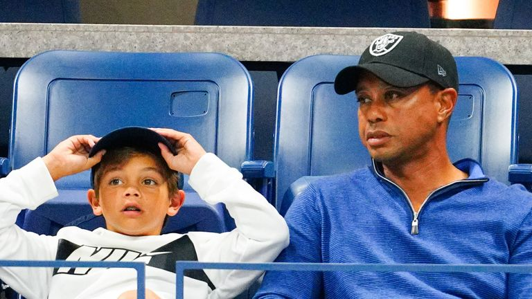Tiger Woods to make Competitive Debut with Son