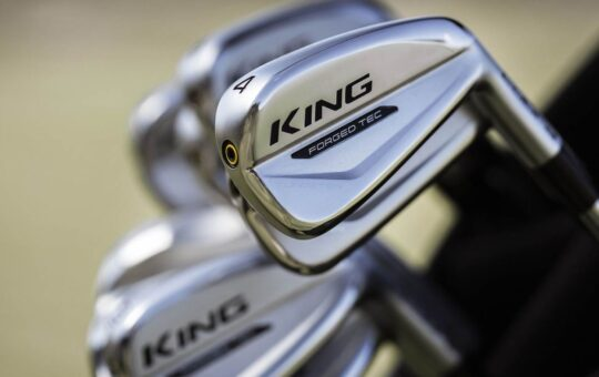 Cobra King Forged TEC Iron Review