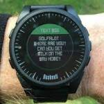 Bushnell Excel GPS Watch Review